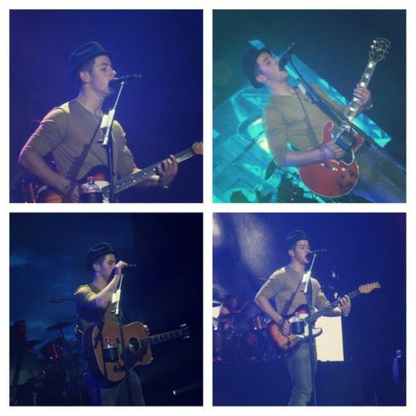 06.11.2012 Concert des Jonas Brothers en Russie à St Petersbourg (Photos + vidéos)