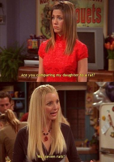How i met your mother VS Friends!
