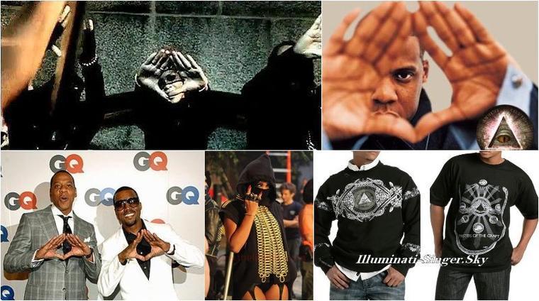RIHANNA, KANYE WEST, JAY-Z     Tout sur les Messages qu'ils font fait passé à travers leur Music.