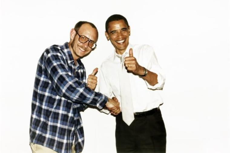 Terry Richardson.  Même à travers la Mode, les illuminatis font passer des méssages.