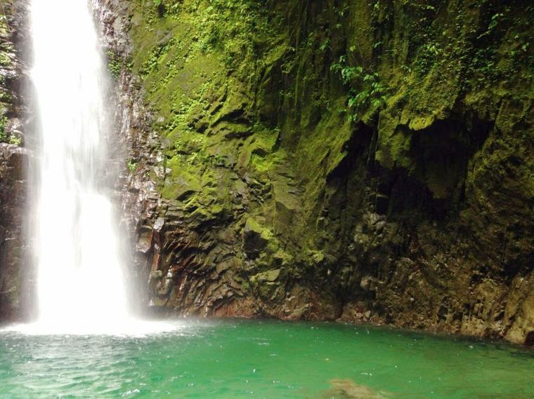 Nacali falls nadugdugan san lorenzo ruiz