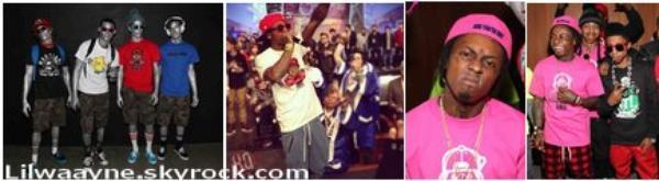 Lil Wayne lance sa marque de vêtements Trukfit .