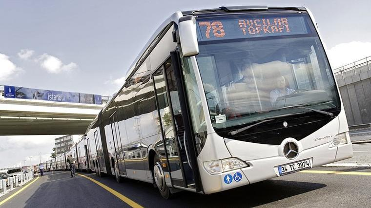 Bus Mercedes-Benz CapaCity .