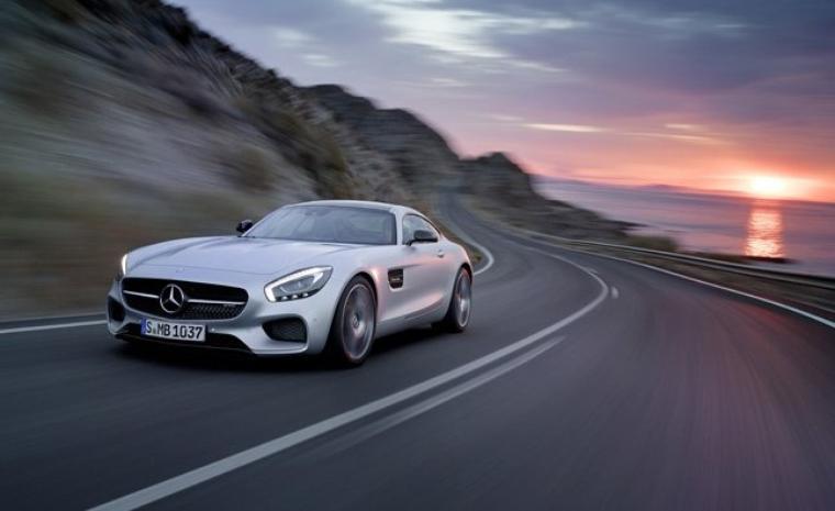 L'AMG GT , les ventes s'envolent ...