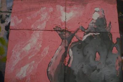 Peinture sur zelig 2