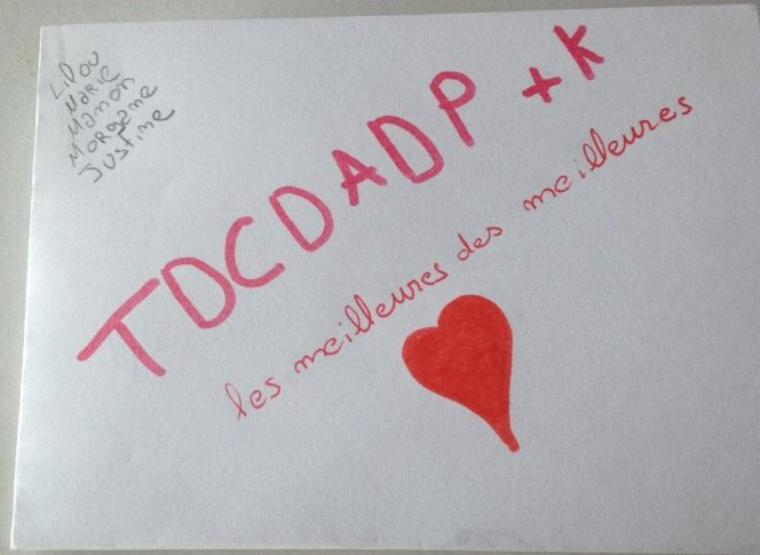 TDCDADP+K <3 <3 <3<3