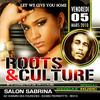 LET'S WE GIVE YOU SOME ROOTS & CULTURE VEND 5 MARS O SALON SABRINA (SECANCE 2) part 5