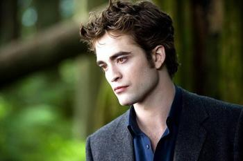 11. Robert Pattinson, dans la saga 'Twilight' (2009-2012)