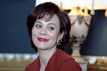 17. Helen McCrory, dans 'The Queen' (2006)