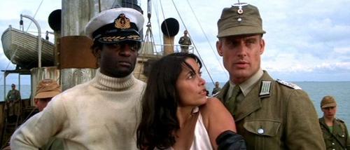 21. George Harris, dans 'Les Aventuriers de l'Arche perdue' (1981)