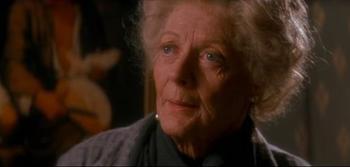 23. Maggie Smith, dans 'Hook' (1992)
