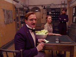 45. Ralph Fiennes, dans 'The Grand Budapest Hotel' (2014)