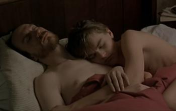 53. David Thewlis, dans 'Rimbaud Verlaine' (1997)