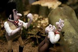 'Wallace & Gromit et le mystère du lapin-garou', de Nick Park et Steve Box (2005)