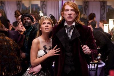 "Marie Skyrock Wiki >> Articles de Act-HP14 taggés ""Domhnall Gleeson"" - Harry Potter : Acteurs, Films & Divers ..."