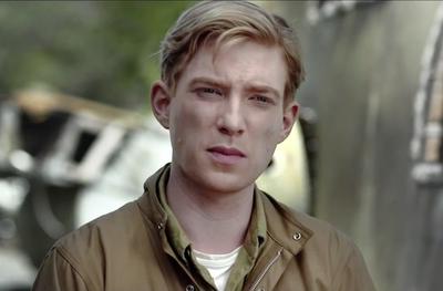 71. Domhnall Gleeson, dans 'Invincible' (2015)