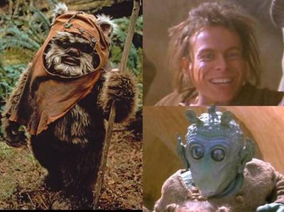 86. Domhnall Gleeson, dans 'Star Wars - Le Réveil de la Force' (2015)