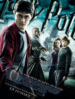 HARRY POTTER ET LE PRINCE DE SANG-MÊLÉ (David Yates, 2009)