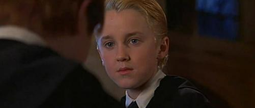Drago Malefoy / Tom Felton