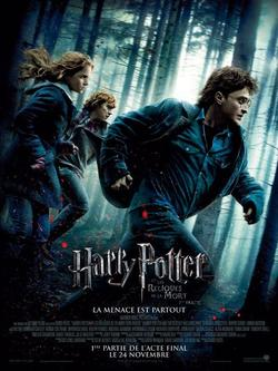 HARRY POTTER ET LES RELIQUES DE LA MORT - 1ère PARTIE (David Yates, 2010)