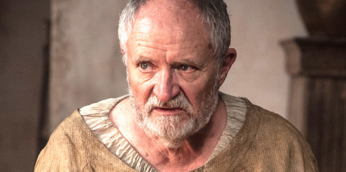 96. Jim Broadbent, dans 'Game of Thrones' (saison 7)