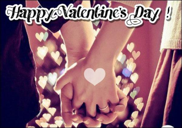 Happy valentine's Day !  ♥