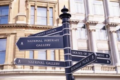 Liste des musées de Londres
