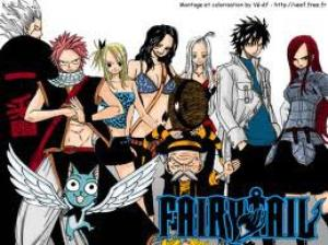 One pièce And Fairy tail