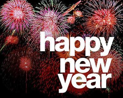 Bonne année, bonne santé ! ♥