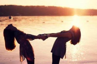 « L'amour d'une s½ur est peut-être invisible mais tellement fort. »