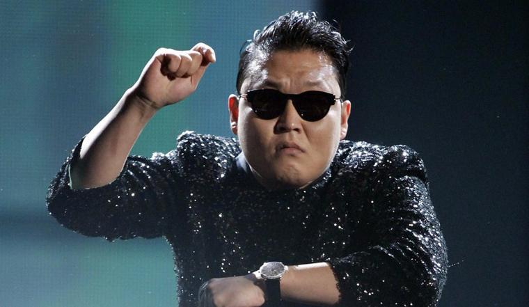 psy le chanteur de gangnam style: psy