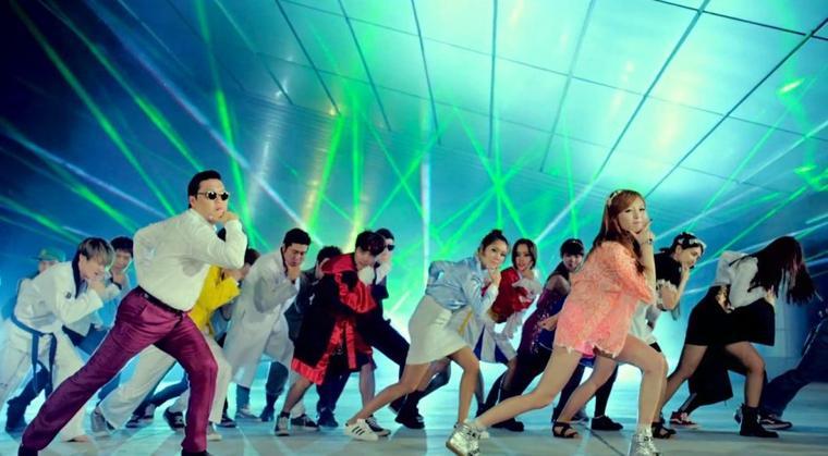 Gangnam Style : 1ère vidéo à passer le milliard de vues sur Internet