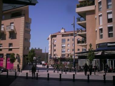 à 3 minutes du fameux Cours Mirabeau à Aix en Provence