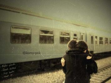 Etre séparer de la personne qu'on aime, est une avance a la déprime !