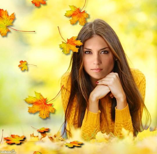 Belle d'automne.