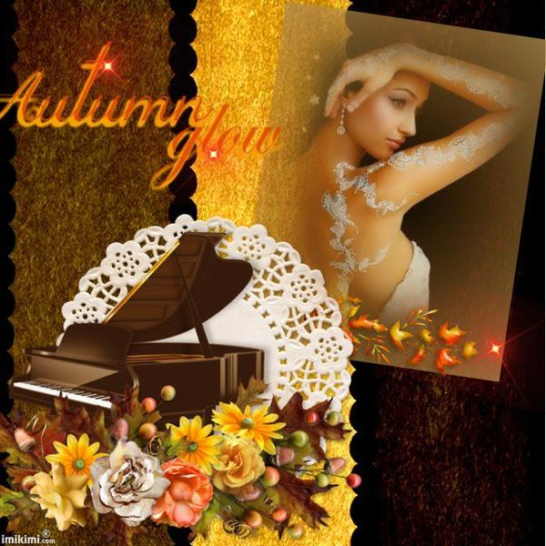 Automne glamour.