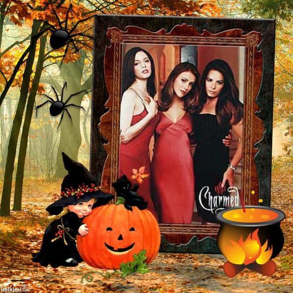 Happy Halloween ensorcelé.
