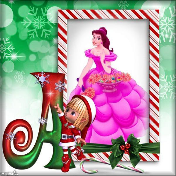 Cadeau pour mon amie Aurélie de Romantic-Glamour.