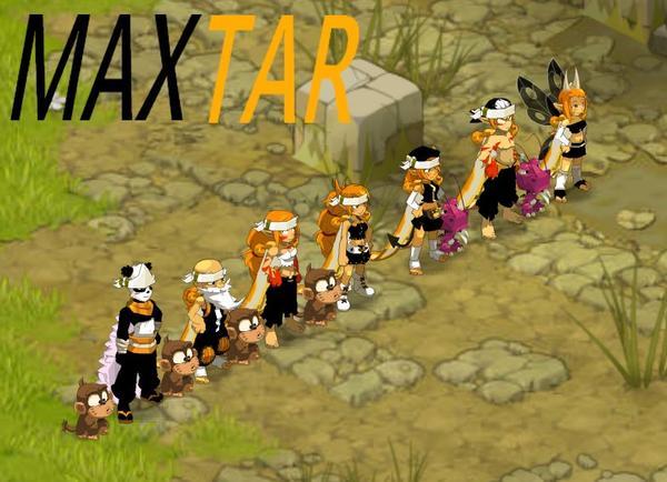 Bienvenue chez les Maxtar !