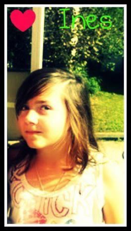 Ines ♥; Mon ange Gardien