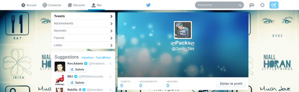 Pack Niall
