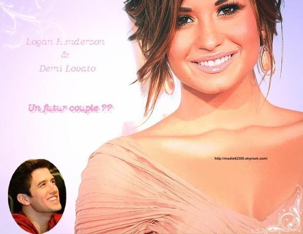 Logan Henderson & Demi Lovato .. Un futur couple ?