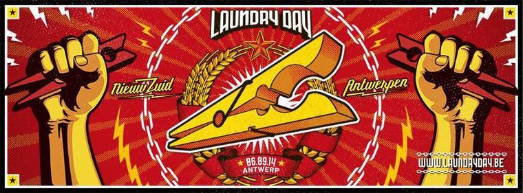 Laundry Day - Saturday 6 September 2014