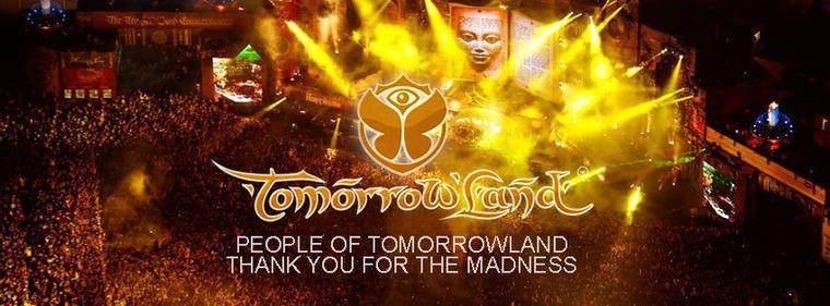 Tomorrowland: un bilan final de 360 000 spectateurs