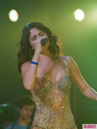 Selena Gomez : Le bracelet spécial