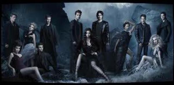 tous les personnages de vampire diaries
