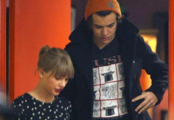 Taylor Swift censurée dans le film d'Harry Styles