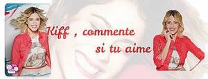 Mes 1er montages Violetta 3 ! Comment vous les trouver ? :-)
