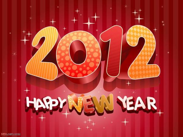 Bonne Année <3