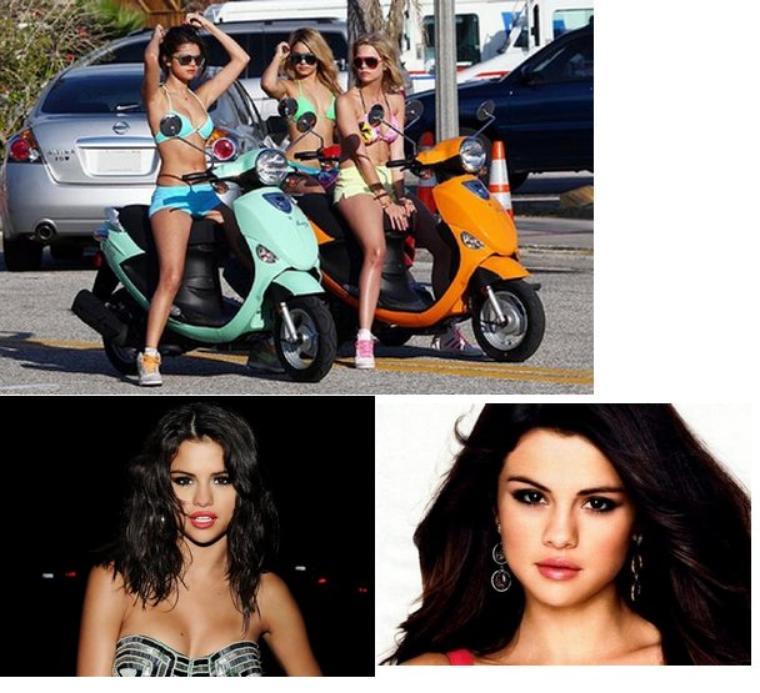 Selena Gomez, allume sa première cigarette !